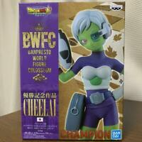 Dragon Ball Special Cheelai BWFC World Figure Colosseum 2 Tenkaichi Banpresto