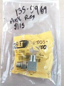 CAT Pressure Regulator Elbow 135-5969