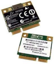 HP 802.11BGN WLAN PCIe WiFi H-Mini Card NEW 593034-001 Realtek B/g/n Wireless Bu