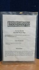 Roundhouse Engineering G SERVICE KIT 2 WATER PIPE 592706