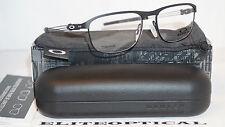 OAKLEY RX Eyeglasse New OPH TRUSS ROD R(53) Satin Black/Clr OX5122-0153