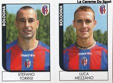 526 TORRISI/MEZZANO ITALIA BOLOGNA SERIE B STICKER CALCIATORI 2006 PANINI