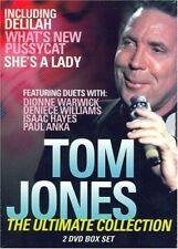 TOM JONES THE ULTIMATE COLLECTION 2 DVD REGION 1 NTSC NEW