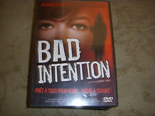 DVD CINEMA BAD INTENTION Suzanne PLESHETTE Tom ATKINS 2000 90mn