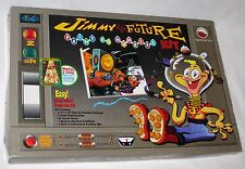 Jimmy of The Future SPUMCO Paint by Numbers John Kricfalusi PVC Figure Cereal