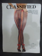 NEW WOMENS LADIES FISHNET BURLESQUE FANCY DRESS GLAMOUR TIGHTS PANTYHOSE BOW