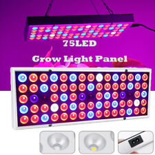 1000W 75LED Full Spectrum Grow Light For Indoor Tent Greenhouse Hydroponic Plant