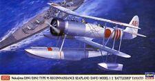 1/48 Hasegawa Nakajima E8N1/E8N2 Type 95 Recon Seaplane Yamato #7453