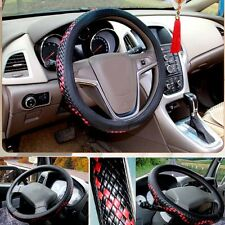 36cm 38cm 40cm 42cm 45cm 47cm 50cm Knitted Car Truck Comfy Steering Wheel Cover
