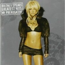 Britney Spears Greatest Hits My Prerogative CD Europe Jive 2004 Info Stickered