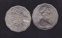 1979  50 Cent Coin Australia H-850