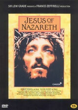 Jesus Of Nazareth (1977) - Franco Zeffirelli 2-Disc DVD *NEW