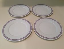 Hochst Plates (4) Made in Germany New