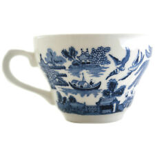 Churchill China Blue Willow Georgian Tea Cup 200ml