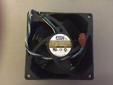 GENUINE AVC 12V 0.75 AMPS 90X90X38MM DC BRUSHLESS FAN ASSY - DESA0938B2M