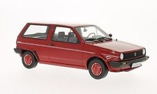 BoS Volkswagen Polo II Type 86c Hatchback Fox Red LE 1000 1:18 Scale Rare!