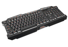 Trust GXT 280 LED Illuminated gaming-keyboard, Keyboard