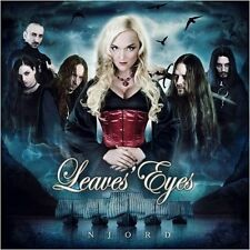 LEAVES´ EYES - Njord  [Ltd.Edit.] DIGI