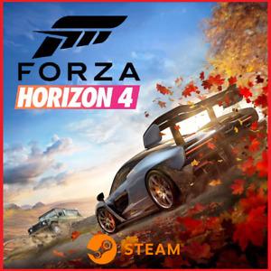 Forza horizon 4 PC STEAM GAME JEU (READ DESCRIPTION)