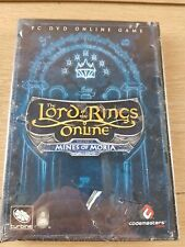 The Lord of the Rings Online: Mines of Moria (PC: Windows, 2004) Brand New
