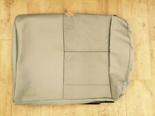 06-07 Ford Focus Factory Original Rear Leather Seat Back Cover (Gray)
