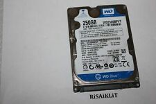 """250Gb 2.5"""" Hard Drive for Laptops Macbook, Mac Pro Hp Dell Lenovo Acer Asus etc."""