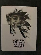 Dead Man UK Zavvi Blu-ray STEELBOOK - RARE & OOP REGION B ONLY!!
