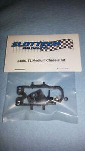 Slottech #4801 Medium T1 Thundercat Chassis Kit w/ Extras