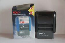 Tampon COLOP Dual pad printer 20 printer  neuf