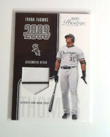 2003 Playoff Prestige Player Collection Frank Thomas Jersey Chicago White Sox