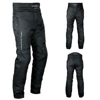 CE Armored Motorcycle Motorbike Waterproof Textile Lady Trousers Termic Lining