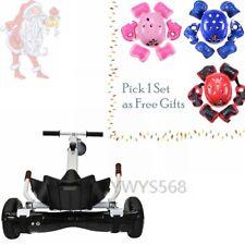 "Adjustable Go Kart HoverKart For 6.5"" 8"" 10"" Two Wheel Balance Electric Scooter"