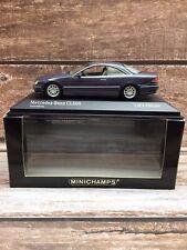 New ListingMinichamps 1/43 1999 Mercedes Benz Cl - Boxed