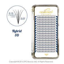 Wonder Lash Pre-treated Silk Individual Eyelash Extensions Semi Permanent Lashes 0.25 J 13mm