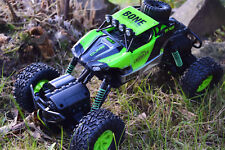 RC CLIMBER RADIO REMOTE CONTROL CAR 2.4GHZ OFF ROAD 4WD 1/16 ROCK CRAWLER BONE