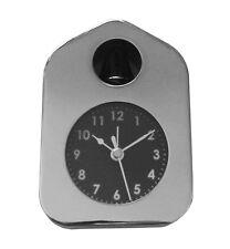 BALVI sveglia orologio BELL cromata effetto specchio con campanella