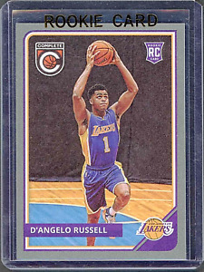 2015-16 Panini Complete Silver #330 D'Angelo Russell  RC