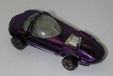 Redline Hotwheels Purple 1968 Silhouette oc10215