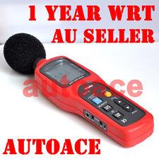 UNI-T PROFESSIONAL NOISE SOUND LEVEL TESTER METER UT352 30-130dB Sydney Seller