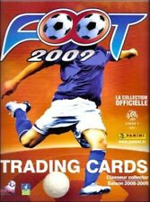 RENNES - CARTE FOOT PANINI - TRADING CARDS FOOT 2008 / 2009 - a choisir