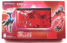 Nintendo 3DS XL Pokemon Red X and Y Console System *NEW SEALED*