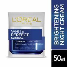 L'Oreal Paris White Perfect Clinical Overnight Treatment Cream, 50ml -Free Ship