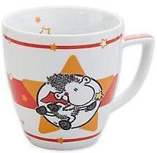 "SHEEPWORLD 42272 Tasse.""Super Mama"" 0,5 l Kaffee-, Teetasse Schaf weiß WEISS"