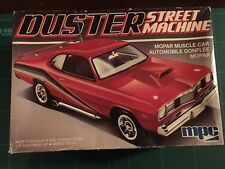 Plymouth Duster Street Machine model mint unopened