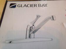 Glacier Bay ~ Single Handle Kitchen Faucet - Chrome - 817 572 - complete!