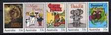 AUSTRALIE Australia 1985 For Children Enfants Yv 916/920 MNH **
