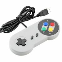 Retro Gaming USB Wired Controller PC Gamepad Joystick for Windows PC MAC