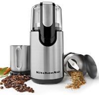 KitchenAid Blade Coffee Grinder Kit in Onyx Black