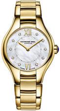Relojes de pulsera automático RAYMOND WEIL de acero inoxidable
