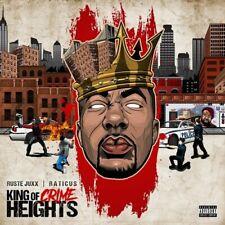 Ruste Juxx / Raticus - King Of Crime Heights CD NEW